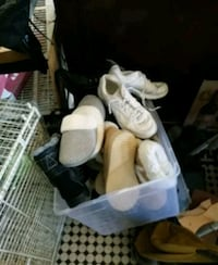 Assorted shoes and slippers and sneakers $1 per pa South Amboy, 08879