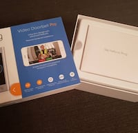 Brand new ring  video door bell pro for sale Washington, 20024
