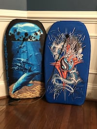 Boogie boards - like new - $5 each Vienna, 22180