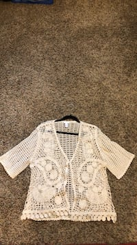 Crochet Chicos Cardigan  North Richland Hills, 76182