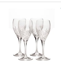 Orion Goblet set of 4- Wine glasses Toronto, M8V 0C4