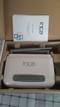 İnca access point