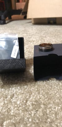 Size 10 Men's Ring 1470 mi