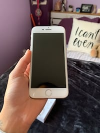 iPhone 8-64g (negotiable)