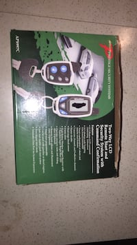 Remote starter brand:prestige security system everything included w/ 2 remotes $100 obo Rochester, 14622
