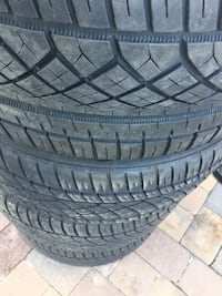 continental extreme dsw staggered tires size 20 Manassas, 20110