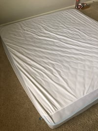 white and gray bed mattress Augusta, 30907