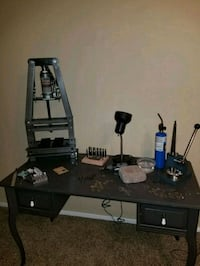 Complete coin ring making setup Florissant, 63033