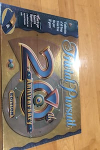 20 th anniversary trivial pursuit.brand new in box