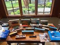 HO Scale Train Set Collection
