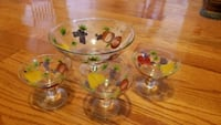 glass SETS  Laurel, 20707