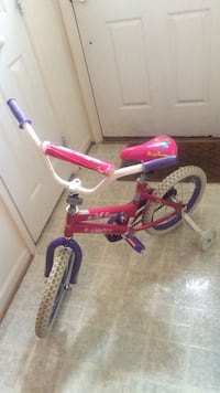 Toddler's pink and purple bicycle Alexandria, 22315