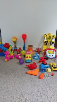 Toddler toy lot Bothell, 98012