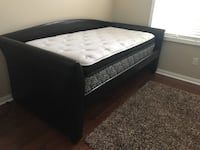 White and black floral mattress Mississauga