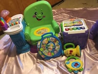 toddler's assorted toys Eastpointe, 48021