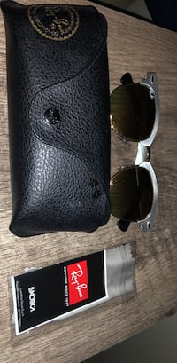 Ray-Ban Clubmaster Aluminum Portsmouth, 45662