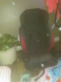 black and red even flo chase booster seat Tullahoma, 37388