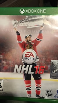 NHL 15 Xbox 1 game and Case