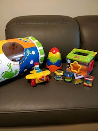 toddler's assorted toys Richmond Hill, L4C 8J6