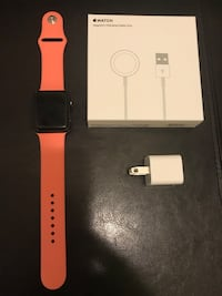 42mm Apple Watch with Series 3 GPS/LTE space grey aluminum case Markham, L3S 3C7