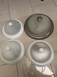 Ceiling fixtures -40 for all 4 Toronto, M9R 3B8