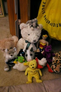 Stuffed Animals($10 each) Clifton, 20124
