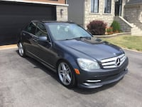 Mercedes - C350 4Matic - 2011    238,000km Mirabel