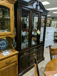 Cherry China cabinet Clarksville, 37040