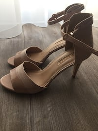 Buffalo High Heels Sandaletten Nude Rose Gr. 41 Frankfurt am Main, 60437