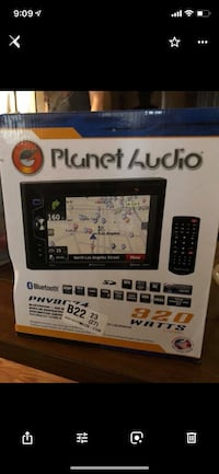 Car stereo with gps integrated Las Vegas, 89128