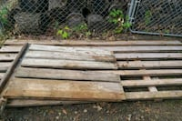 Wood pallet and extra scrap wood  Coon Rapids, 55433