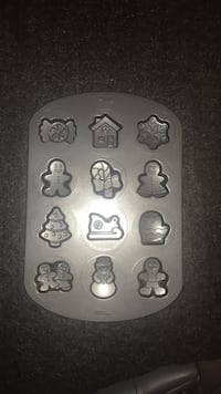 Christmas Cookie Mold Rockville, 20852