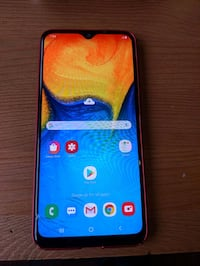 Samsung A20 32GB Super Red  Vancouver