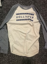 Hollister Colour Block, half sleeve tee Edmonton