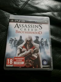 Affaire Assassin's Creed Brotherhood PS3 Amiens, 80080