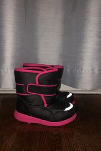 Snow Boots - Girls Size 11