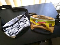 Hollister Limited Edition Fanny Packs