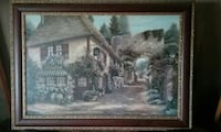 42x30 painting excellent condition