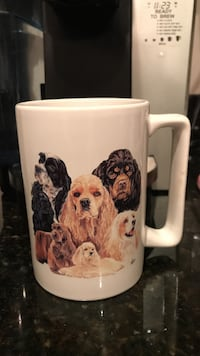 Adorable Cocker Spaniel Mug Gainesville, 20155