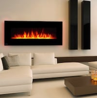 Fire place. Electric with heater.  Wall mount.  New/ unused  Chattanooga, 37421
