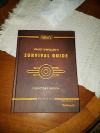Fallout 4 Vault Dwellers Survival Guide Norton, 02766
