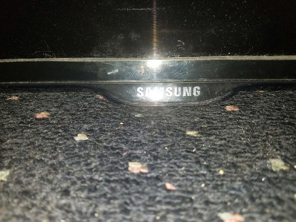 Samsung TV (No Video)  There is sound