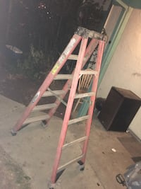 Werner ladder  San Jose, 95116