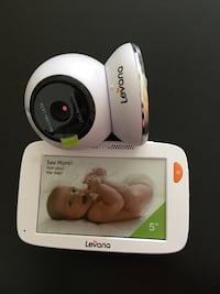 Levana baby monitor Vaughan, L4L 9M6