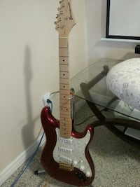 For Sale Electric Guitar with new wire set  Brampton, L7A 2W7