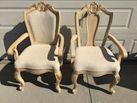 Ladies and Gent Chair Pair  Calgary, T3L 2E6
