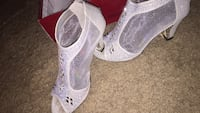 Prom shoes size 6