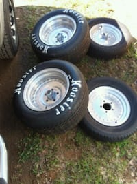 drag light alum rims tires Fulton, 13069