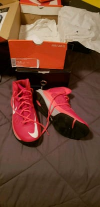 Nike Prime Hype DF basketball shoes