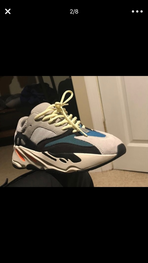 4d56c8f510681 Used white-and-blue Air Jordan basketball shoes screenshot for sale ...